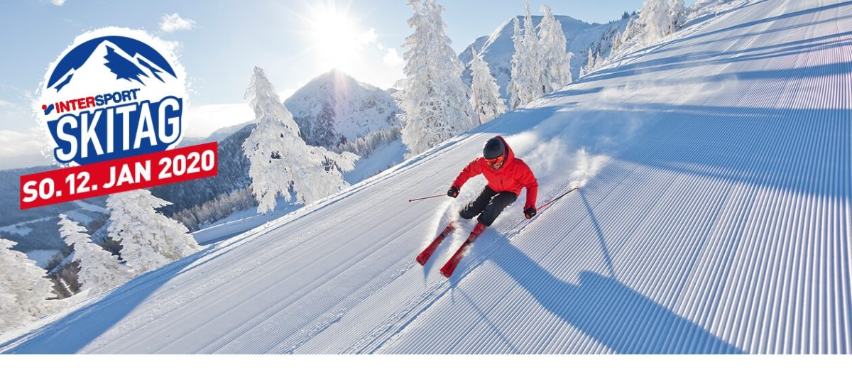 Der INTERSPORT Skitag