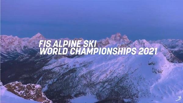 Ski WM 2021 in Cortina d'Ampezzo